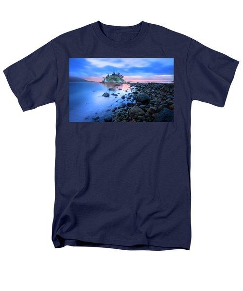 Gentle Sunrise Men's T-Shirt  (Regular Fit) by John Poon