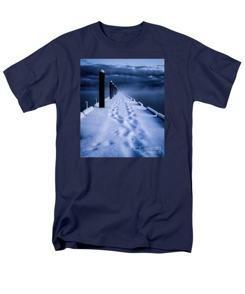 Going To The End Men's T-Shirt  (Regular Fit) by Mitch Shindelbower