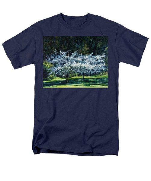 Golden Gate Park Men's T-Shirt  (Regular Fit) by Rick Nederlof