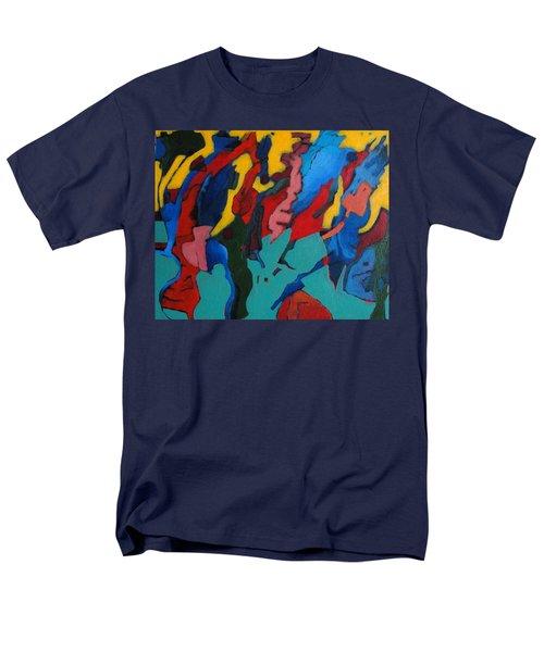 Gravity Prevails Men's T-Shirt  (Regular Fit) by Bernard Goodman