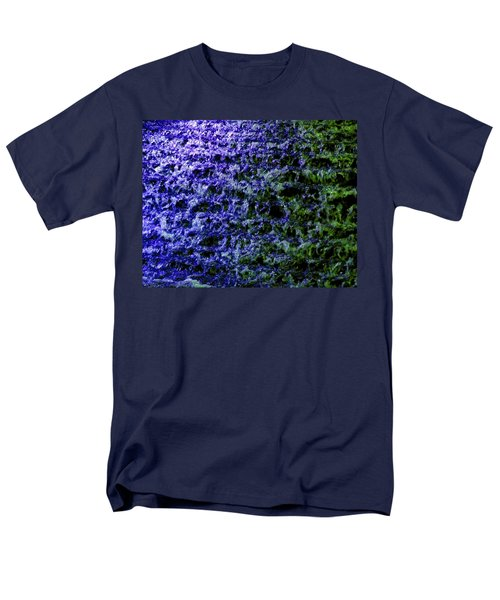 Men's T-Shirt  (Regular Fit) featuring the photograph Guildford Waterfall by Will Borden