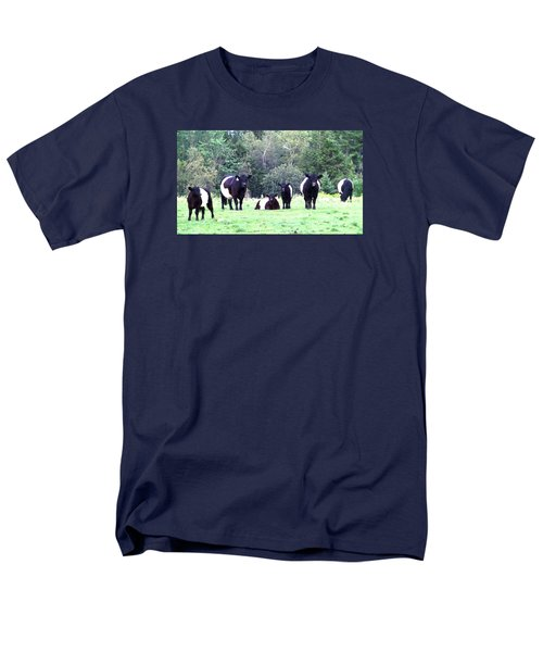 Half A Dozen Oreos Men's T-Shirt  (Regular Fit) by Mike Breau