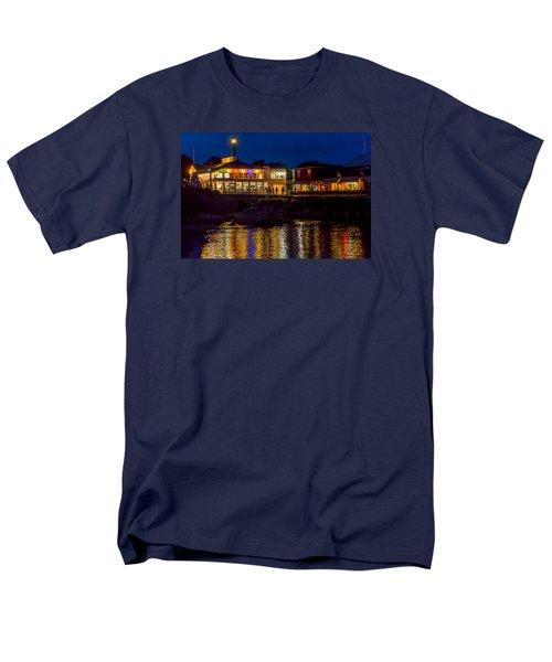 Harbor House Men's T-Shirt  (Regular Fit) by Derek Dean