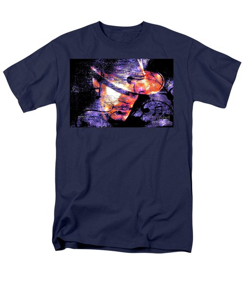 His Love Song  Men's T-Shirt  (Regular Fit) by Annie Zeno
