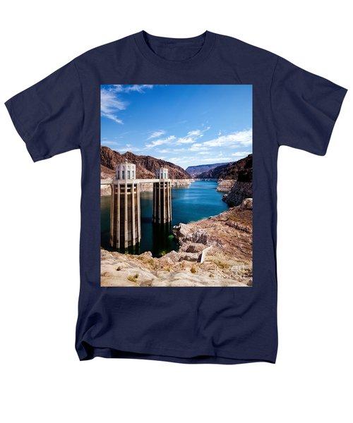 Hoover Dam Men's T-Shirt  (Regular Fit) by Daniel Heine