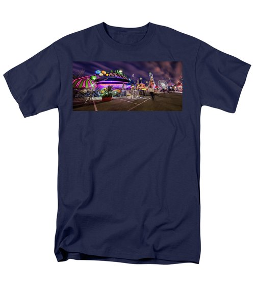 Houston Texas Live Stock Show And Rodeo #2 Men's T-Shirt  (Regular Fit) by Micah Goff