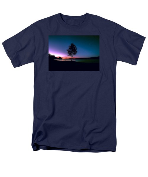 Men's T-Shirt  (Regular Fit) featuring the photograph I Am For You by Rose-Maries Pictures