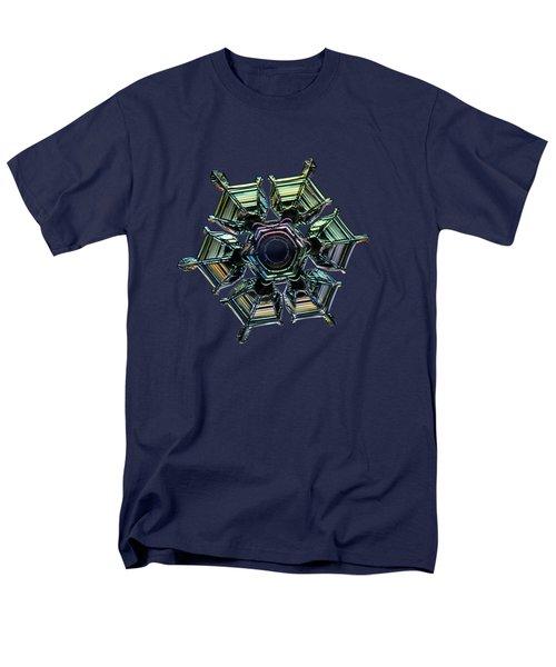 Ice Relief, Black Version Men's T-Shirt  (Regular Fit)