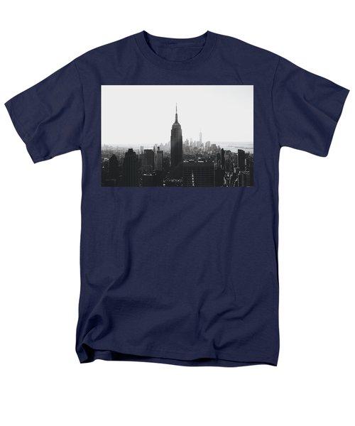 I'll Take Manhattan  Men's T-Shirt  (Regular Fit) by J Montrice