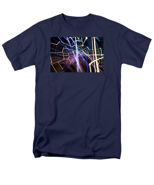 Image Burn Men's T-Shirt  (Regular Fit) by Micah Goff