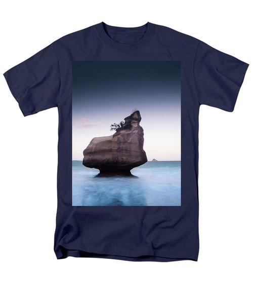 Into The Blue Men's T-Shirt  (Regular Fit) by Alex Conu