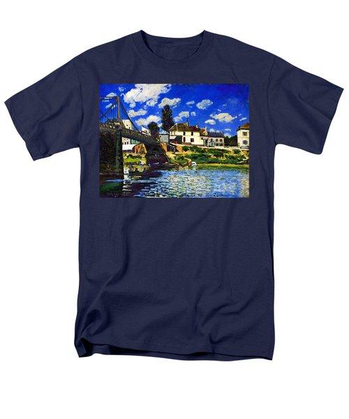 Inv Blend 14 Sisley Men's T-Shirt  (Regular Fit) by David Bridburg