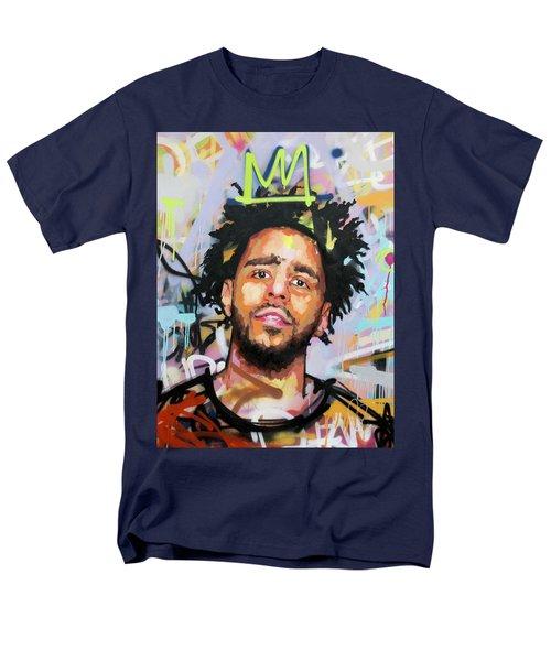 J Cole Men's T-Shirt  (Regular Fit) by Richard Day