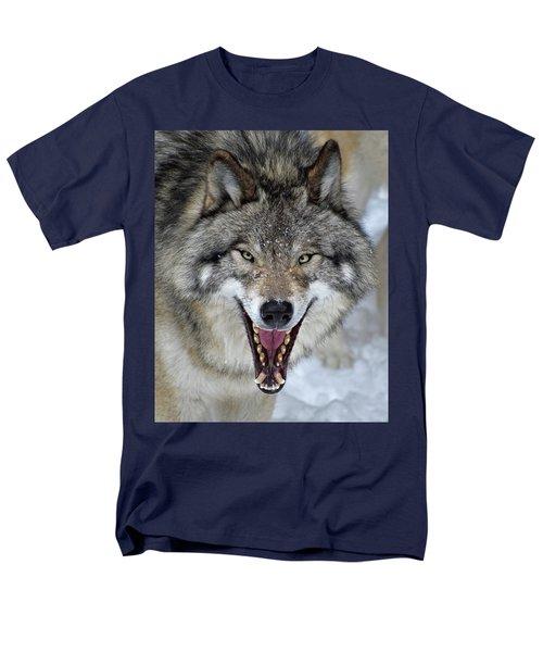 Men's T-Shirt  (Regular Fit) featuring the photograph Joker by Tony Beck