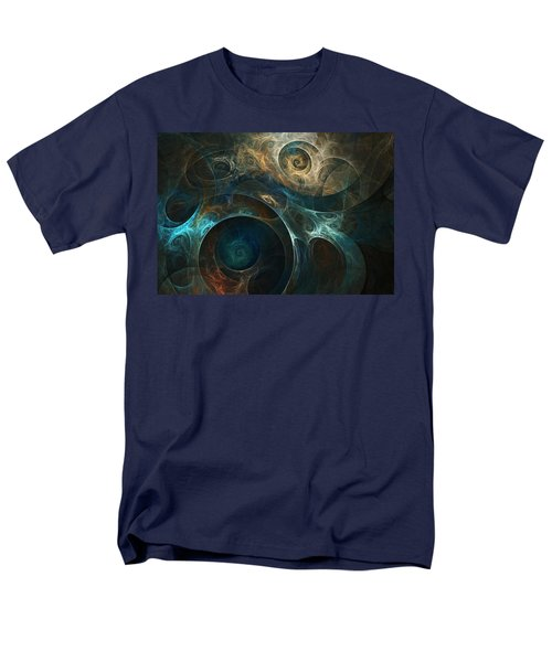 Journey Men's T-Shirt  (Regular Fit)