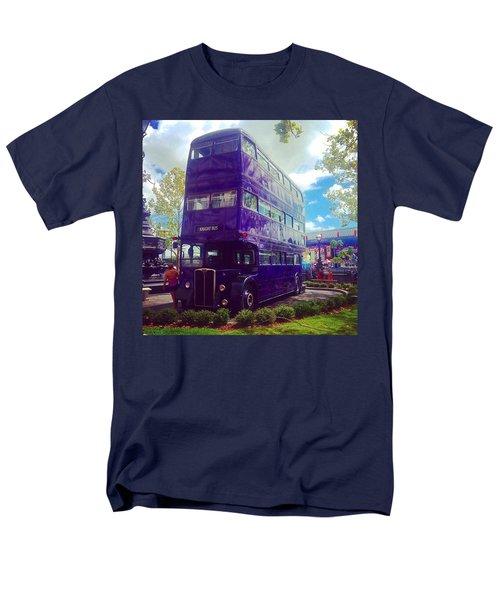 The Knight Bus Men's T-Shirt  (Regular Fit)