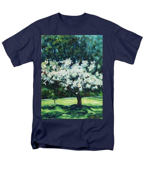 Kwanzan I Men's T-Shirt  (Regular Fit) by Rick Nederlof