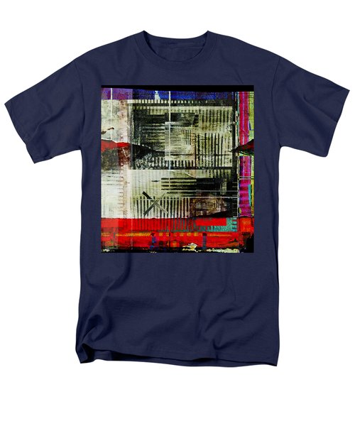 Les Lieux, Les Noms, Tous Les Indices Men's T-Shirt  (Regular Fit) by Danica Radman