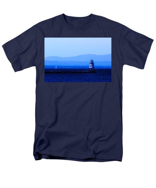 Life Goes On... Men's T-Shirt  (Regular Fit) by Craig Szymanski