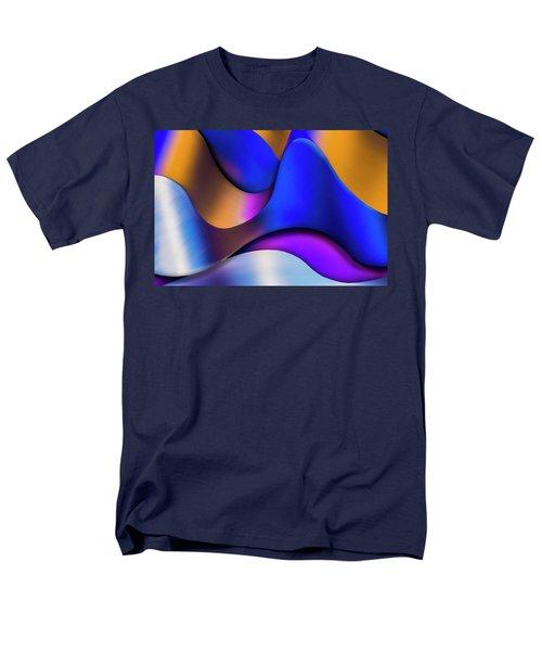 Life In Color Men's T-Shirt  (Regular Fit)
