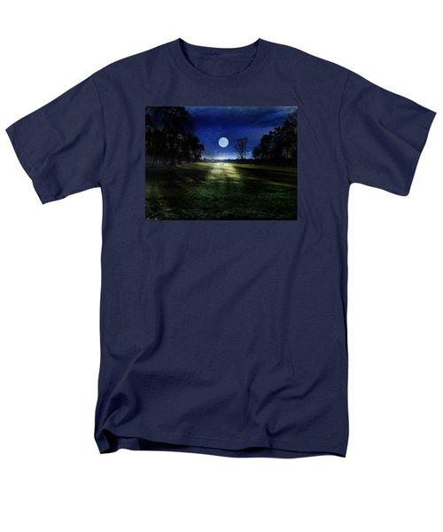 Loneliness Men's T-Shirt  (Regular Fit) by Bernd Hau