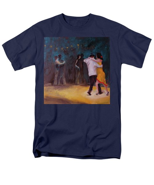 Love In The Spotlight Men's T-Shirt  (Regular Fit) by Keith Thue