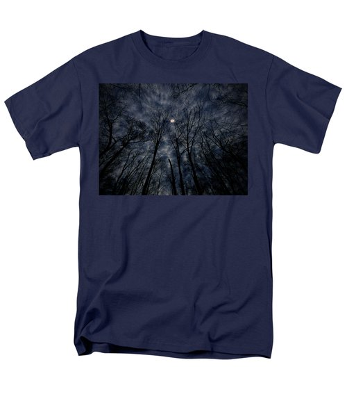 Men's T-Shirt  (Regular Fit) featuring the photograph Lovely Dark And Deep by Robert Geary