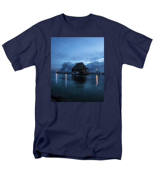 Men's T-Shirt  (Regular Fit) featuring the photograph Magic Of A Night by Yuri Santin