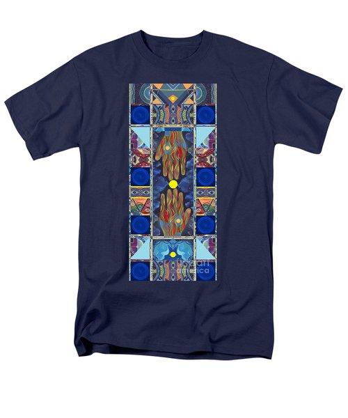 Making Magic - Take Two Men's T-Shirt  (Regular Fit) by Helena Tiainen
