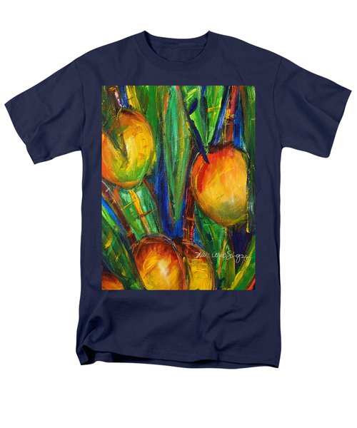 Mango Tree Men's T-Shirt  (Regular Fit) by Julie Kerns Schaper - Printscapes