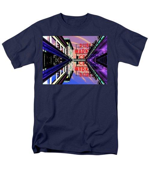 Market Entrance Men's T-Shirt  (Regular Fit) by Tim Allen