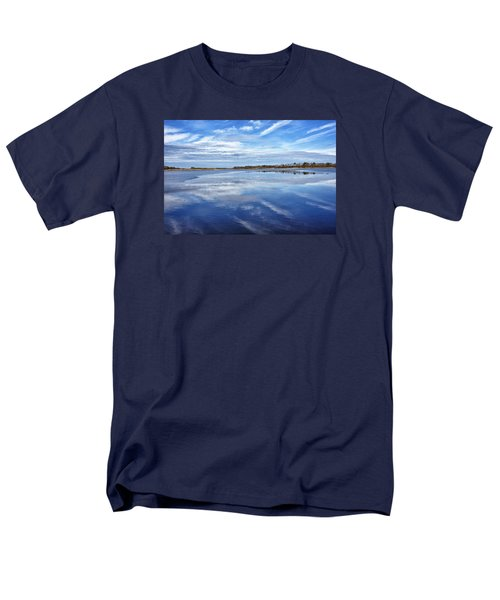 Men's T-Shirt  (Regular Fit) featuring the photograph Maryland - Blackwater National Wildlife Refuge by Brendan Reals
