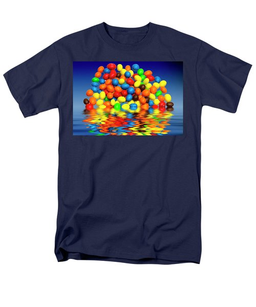 Men's T-Shirt  (Regular Fit) featuring the photograph Mm Chocolate Sweets by David French