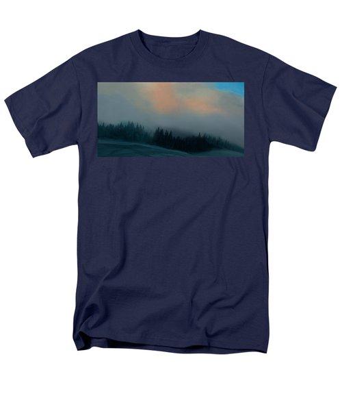 Men's T-Shirt  (Regular Fit) featuring the photograph Mont Tremblant Vista by Jim Vance