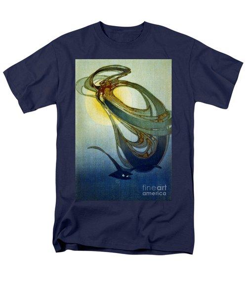 Mother West Wind 1920 Men's T-Shirt  (Regular Fit) by Padre Art