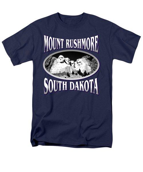 Mount Rushmore South Dakota - Tshirt Design Men's T-Shirt  (Regular Fit)
