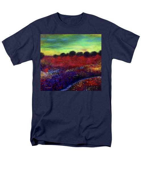 Natures Bouquet Men's T-Shirt  (Regular Fit) by Dick Bourgault
