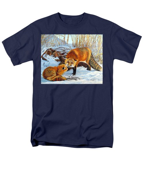 Natures Submission Men's T-Shirt  (Regular Fit) by Marilyn McNish