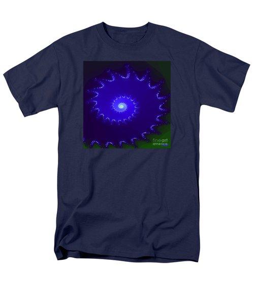Men's T-Shirt  (Regular Fit) featuring the digital art Nautilus by Dragica  Micki Fortuna