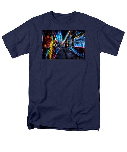 Neon Aleey Men's T-Shirt  (Regular Fit)