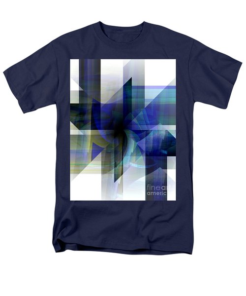 Transparency Men's T-Shirt  (Regular Fit) by Thibault Toussaint