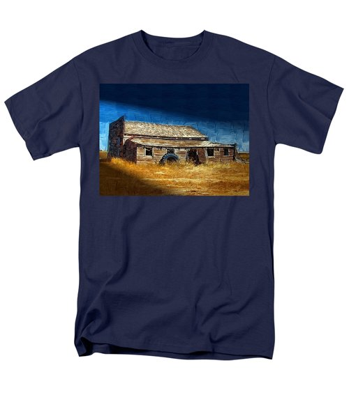 Men's T-Shirt  (Regular Fit) featuring the photograph Night Shift by Susan Kinney