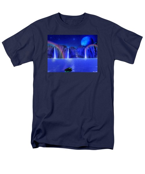 Men's T-Shirt  (Regular Fit) featuring the photograph Nightdreams by Bernd Hau