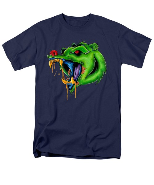 Not Yo Mama's Gummy Bear Men's T-Shirt  (Regular Fit) by Vicki Von Doom