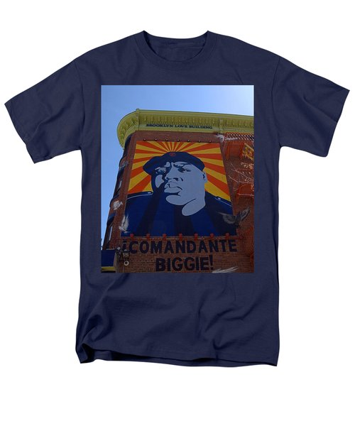Notorious B.i.g. I I Men's T-Shirt  (Regular Fit) by  Newwwman