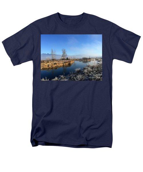 October Morning Men's T-Shirt  (Regular Fit) by Victor K