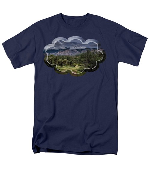 Odyssey Into Clouds Men's T-Shirt  (Regular Fit)