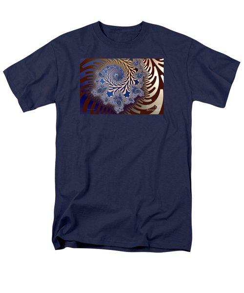 Men's T-Shirt  (Regular Fit) featuring the digital art Ornamental by Karin Kuhlmann