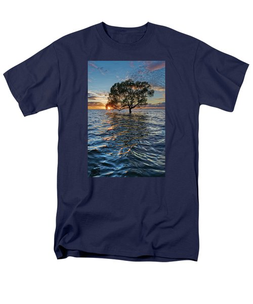Out At Sea Men's T-Shirt  (Regular Fit) by Robert Charity