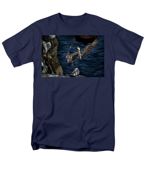 Outstretched Wings Men's T-Shirt  (Regular Fit) by James David Phenicie